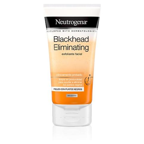 Neutrogena® Blackhead Eliminating Exfoliante Facial con Ácido Salicílico Purificante