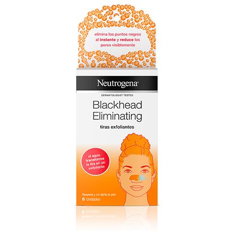 Neutrogena® Blackhead Eliminating Tiras Exfoliantes