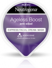 Ageless Boost Express Facial Cream-Mask Anti-edad
