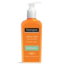 Neutrogena Visibly Clear Spot Proofing Limpiador diario