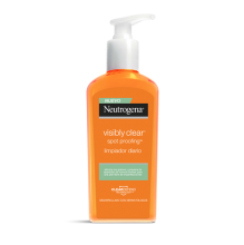 Neutrogena® Visibly Clear® Spot Proofing™ Limpiador diario