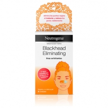Neutrogena® Blackhead Eliminating Tiras Exfoliantes