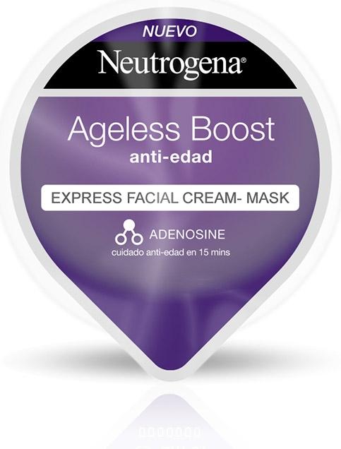 Mascarilla Anti-edad en crema de Neutrogena®
