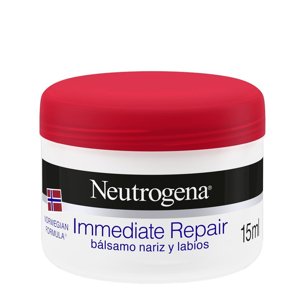 Neutrogena® Bálsamo Reparación Inmediata Nariz y Labios