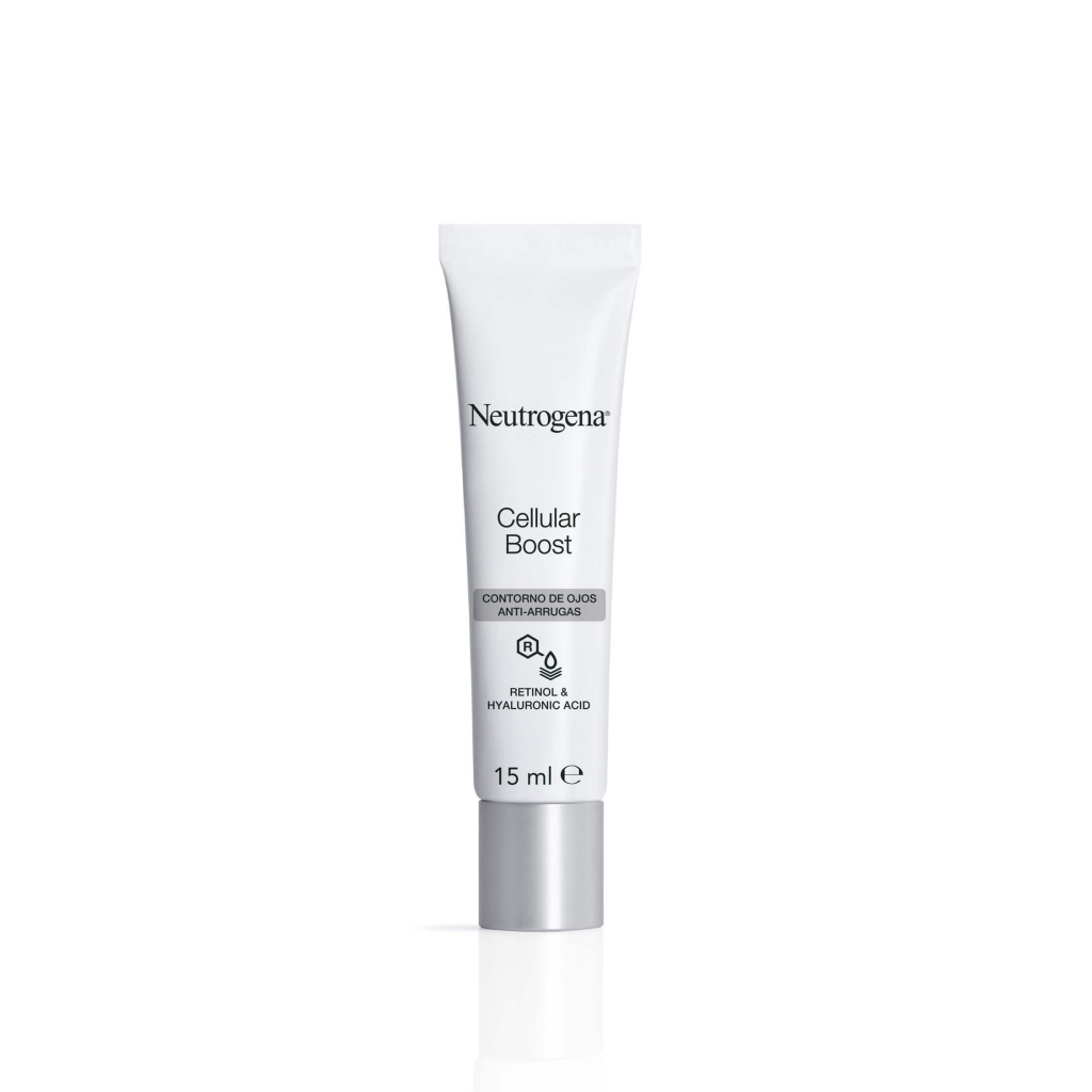 Cellular Boost Contorno de Ojos Anti-arrugas | Neutrogena®
