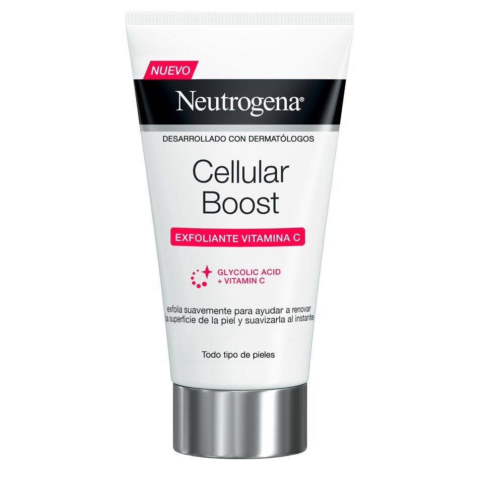 Neutrogena® Cellular Boost Exfoliante VitaminaC