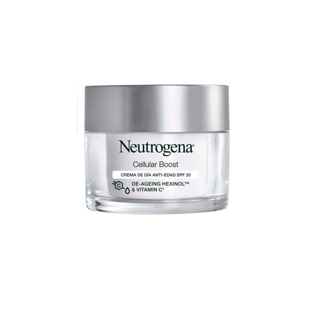 Cellular Boost Crema de Día Anti-edad | Neutrogena®