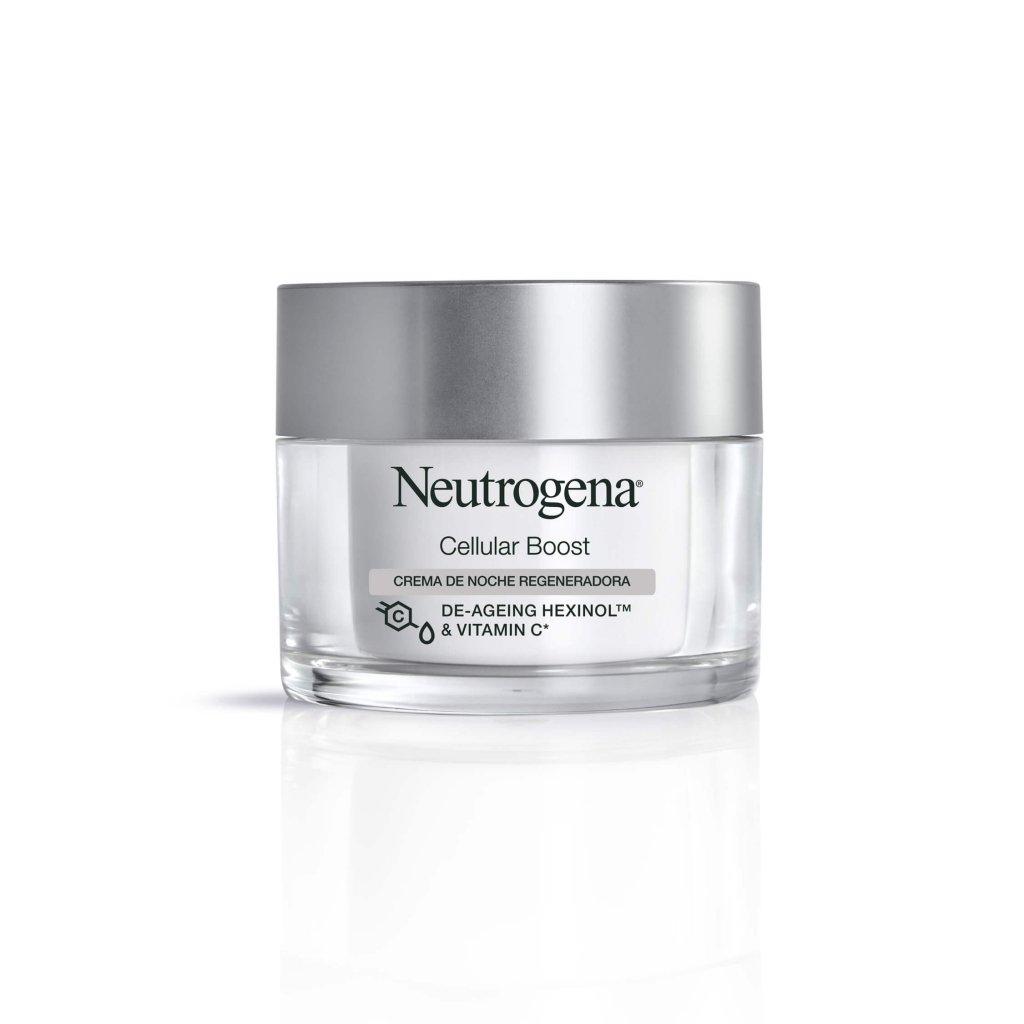 Cellular Boost Crema de Noche Anti-edad | Neutrogena®