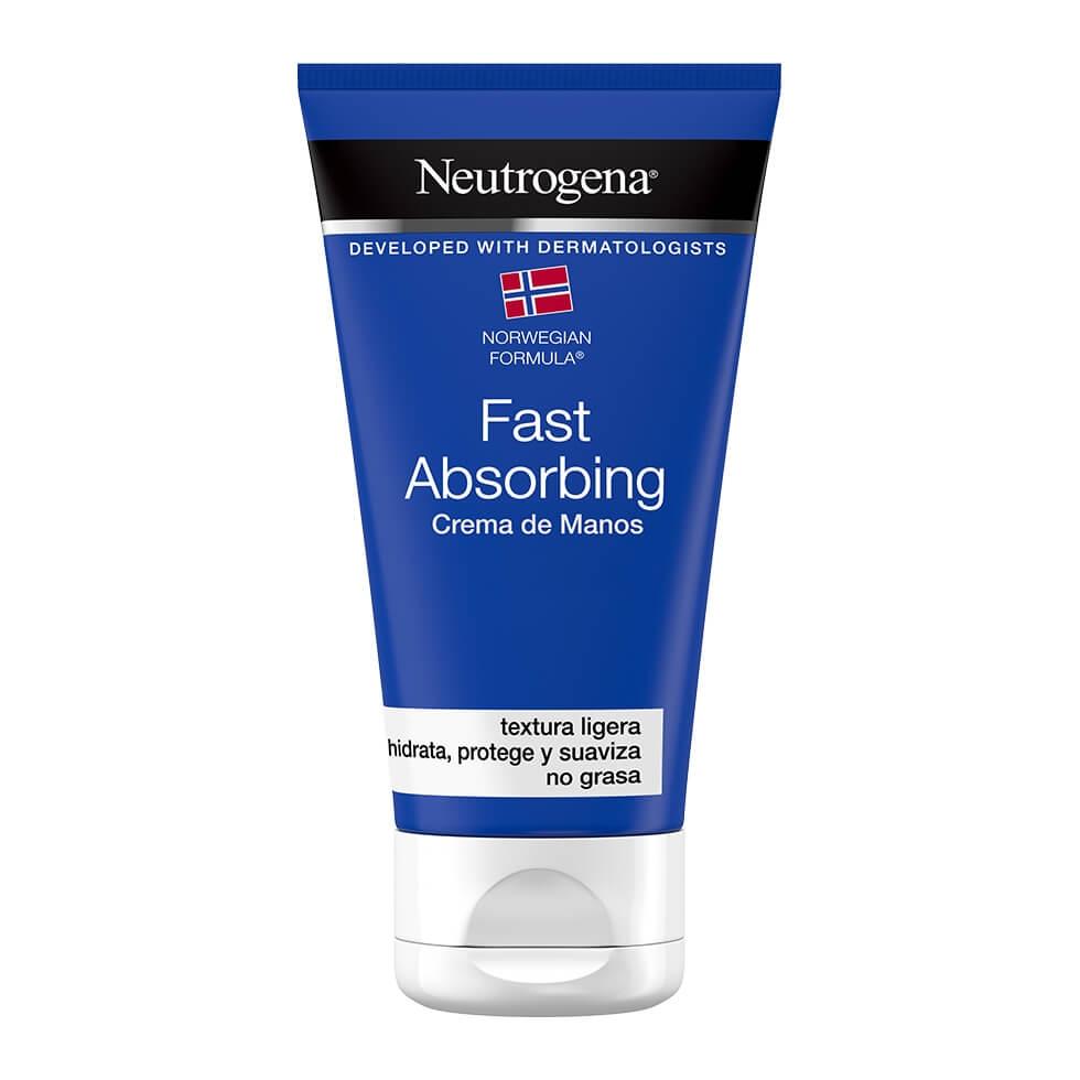 Neutrogena® Fórmula Noruega Crema de Manos de Rápida Absorción