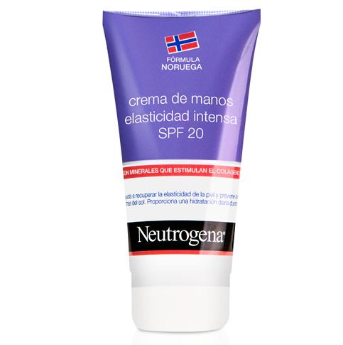 Neutrogena® Crema de Manos Elasticidad Intensa