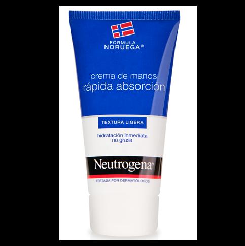 Neutrogena® Crema de Manos Rápida Absorción