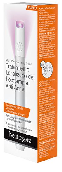 Neutrogena® Visibly Clear® Tratamiento Localizado de Fototerapia Anti Acné