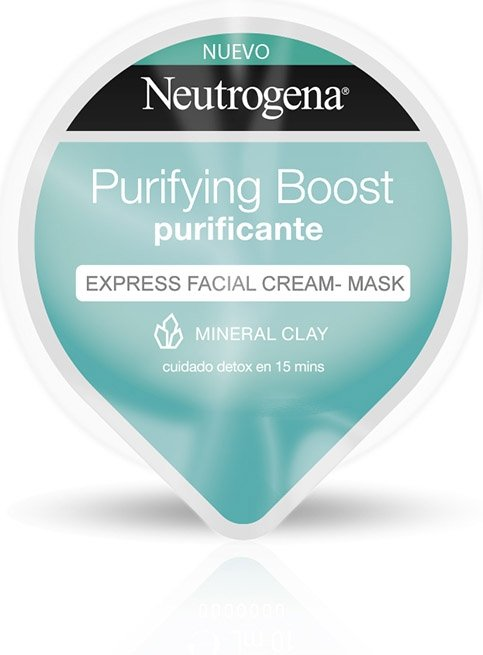 Mascarilla Purificante en crema de Neutrogena®