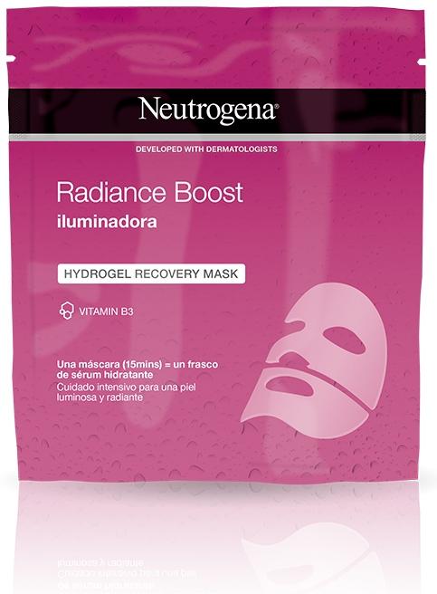 Máscara de Hidrogel Iluminadora de Neutrogena®