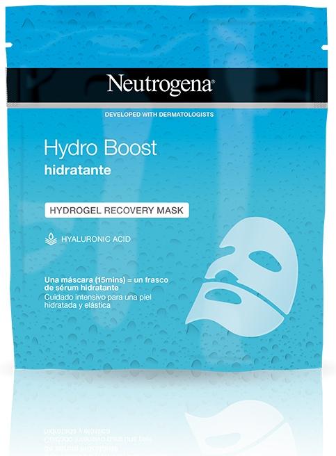 Máscara de Hidrogel Hidratante Hydro Boost® de Neutrogena®