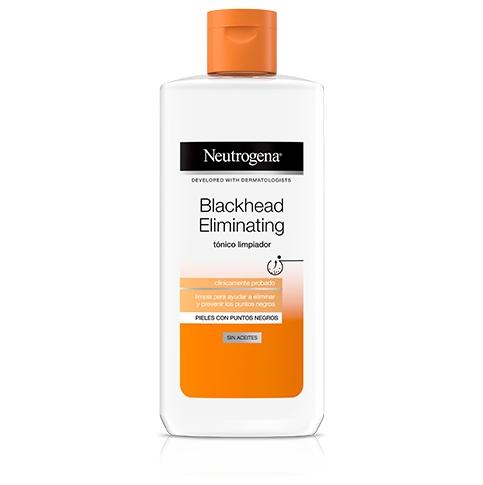 Neutrogena® Blackhead Eliminating Tónico Limpiador con Ácido Salicílico Purificante